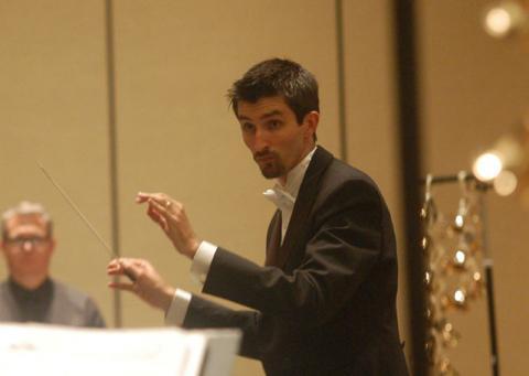 Alex Guebert - Conductor