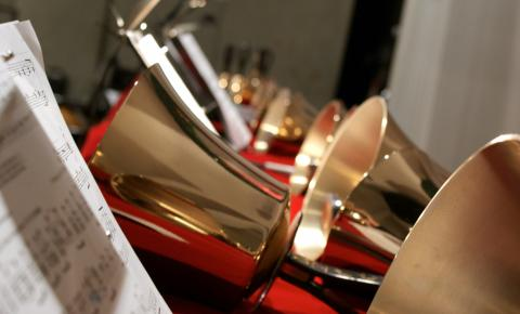 Handbells need clappers, just as we need donors!