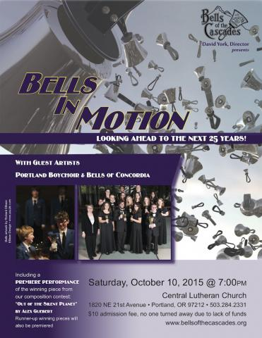 Bells in Motion: Looking ahead to the next 25 years!