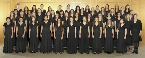 Marian Singers, St. Mary's Academy